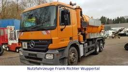 tankwagen vrachtwagen Mercedes Benz 2532 6x2 Saugwagen,431 TKM, Demag Pumpe,Euro4 2006