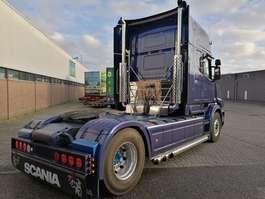standaard trekker Scania T144-460 SHOW TRUCK !!!!!
