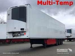 koel-vries oplegger Schmitz Cargobull Vries Multitemp 2012