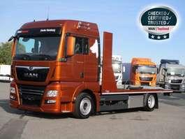 autotransporter vrachtwagen MAN TGX 18.420 4X2 LL, Euro 6, KFZ-Transporter, Navi 2019