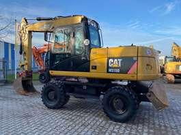wielgraafmachine Caterpillar M 315 D 2010
