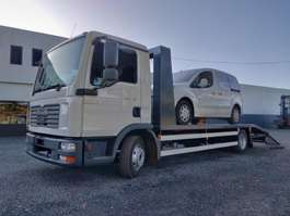 autotransporter vrachtwagen MAN TGL 8.180 oprijwagen / autotransporter / cartransporter / depanneur 2007