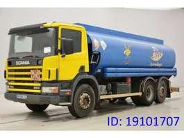 tankwagen vrachtwagen Scania P94.260 - 6x2 2002