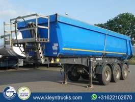 kipper oplegger Schmitz Cargobull SKI 24 25m3 full steel saf 2007