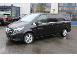 minivan - personenbus Mercedes Benz V-klasse 250d V250 XL L3 Avantgarde LED Koplampen, Leder, Navigatie met ... 2019