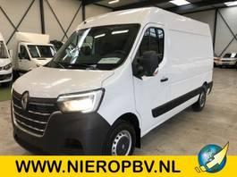 gesloten bestelwagen Renault master t35 l2h2 airco navi nieuw 2019
