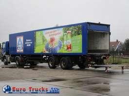 koel-vries oplegger Schmitz Cargobull SKO 20  Carrier diesel 2002