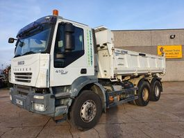 kipper vrachtwagen > 7.5 t Iveco TRAKKER 410  6X4 2007