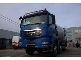 betonmixer vrachtwagen MAN TGS 41.400 BB + LIEBHERR 9M3 2008