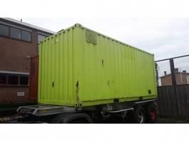 overige containers 20 ft container werkplaats ingericht