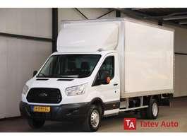 bakwagen bedrijfswagen Ford Transit 2.2 TDCI 155PK MEUBELBAK LAADKLEP LAADLIFT 2015