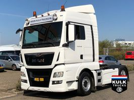 standaard trekker MAN TGX 18 400 / Euro 6 / 6X available CLEAN NEW TOP CONDITION 2015