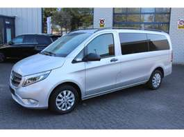 minivan - personenbus Mercedes Benz Vito 116 CDI Lang Tourer Navigatie Camera LED koplampen Climate control 2017