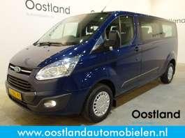 minivan - personenbus Ford Transit Custom 2.2 TDCI 125 PK L2H1 Trend 9 persoons / Airco / Cruise Co... 2015
