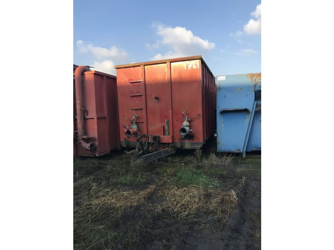 overige containers Diversen - Mestcontainer