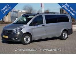 minivan - personenbus Mercedes Benz Vito 116 CDI XL 9 Persoons Airco Cruise Navi Trekhaak EU6!! NR. 547 2018