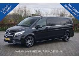 minivan - personenbus Mercedes Benz V-klasse V250d XL Avantgarde AMG Edition 6/7/8 persoons Comand 360cam Th... 2019