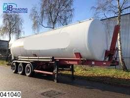 silo oplegger Spitzer Silo Steel suspension, Silo / Bulk, 47000 Liter 1985