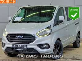 gesloten bestelwagen Ford Transit Custom 2.0 TDCI 130PK Limited Automaat DC Navigatie Camera Cruis... 2019