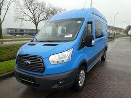 gesloten bestelwagen Ford TRANSIT 2.2 tdci l3h3 dc 2016