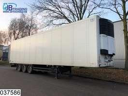 koel-vries oplegger Schmitz Cargobull Koel vries 4.20 mtr, Double loading floor, Disc brakes 2007