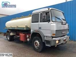 tankwagen vrachtwagen Iveco 190 32 12000 Liter, 4 Compartments, Food, Steel suspension, nourriture, ... 1989