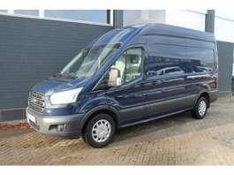 gesloten bestelwagen Ford Transit 330 2.2 TDCI 155PK L3H3 - Airco - Navi - Cruise - € 11.950,- Ex. 2015