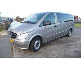 minivan - personenbus Mercedes Benz Vito 113 CDI XXL 9 zits EURO5 excl btw geen bpm 5-2013 2013