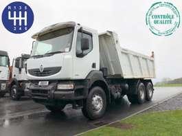 kipper vrachtwagen Renault KERAX 380 DXI 2011