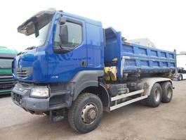 kipper vrachtwagen > 7.5 t Renault Kerax DXI 450.35 PR 6x6, Bordmatic 2008