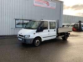 chassis cabine bedrijfswagen Ford 90T350 Dub Cab Pick Up 6 Zits. Trekhaak Bakmaat L280/B.215.H40 CM Achter... 2003