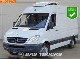 koelwagen bestelwagen Mercedes Benz Sprinter 313 CDI 130pk Koelwagen Camera Parrot L2H2 9m3 2009