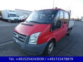 huifzeil bedrijfswagen Ford Transit 2.2 TDCI Eu4 DoKa Pritsche AHK  6 Sitze