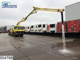 betonmixer vrachtwagen Mercedes Benz Actros 3240 8x4, Schwing 21 mtr, Pumi, Concrete mixer pump, Remote, Manu... 2000