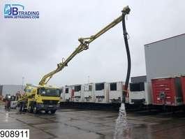 betonmixer vrachtwagen Mercedes Benz Actros 3241 8x4, Cifa 20  mtr, Pumi, Concrete mixer pump, 2 x  Remote, E... 2004