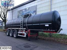 tankoplegger General Trailers Bitum  31105  Liter, 2,54 bar, 250°C, Isolated tank 2003