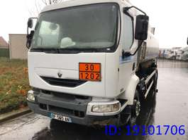 tankwagen vrachtwagen Renault Midlum 220 DCi 2004