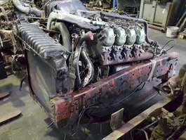Motor vrachtwagen onderdeel Mercedes Benz OM422