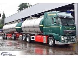 tankwagen vrachtwagen Volvo FH 420, 40.000 liter, Inox - Edelstahl 2011