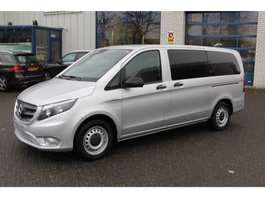 minivan - personenbus Mercedes Benz Vito 114 CDI Tourer Lang 2 Schuifdeuren, 9 Persoons, Camera, Airco 2018