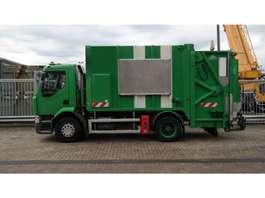 vuilniswagen vrachtwagen Renault Midlum 270 DXI Garbage truck 2010