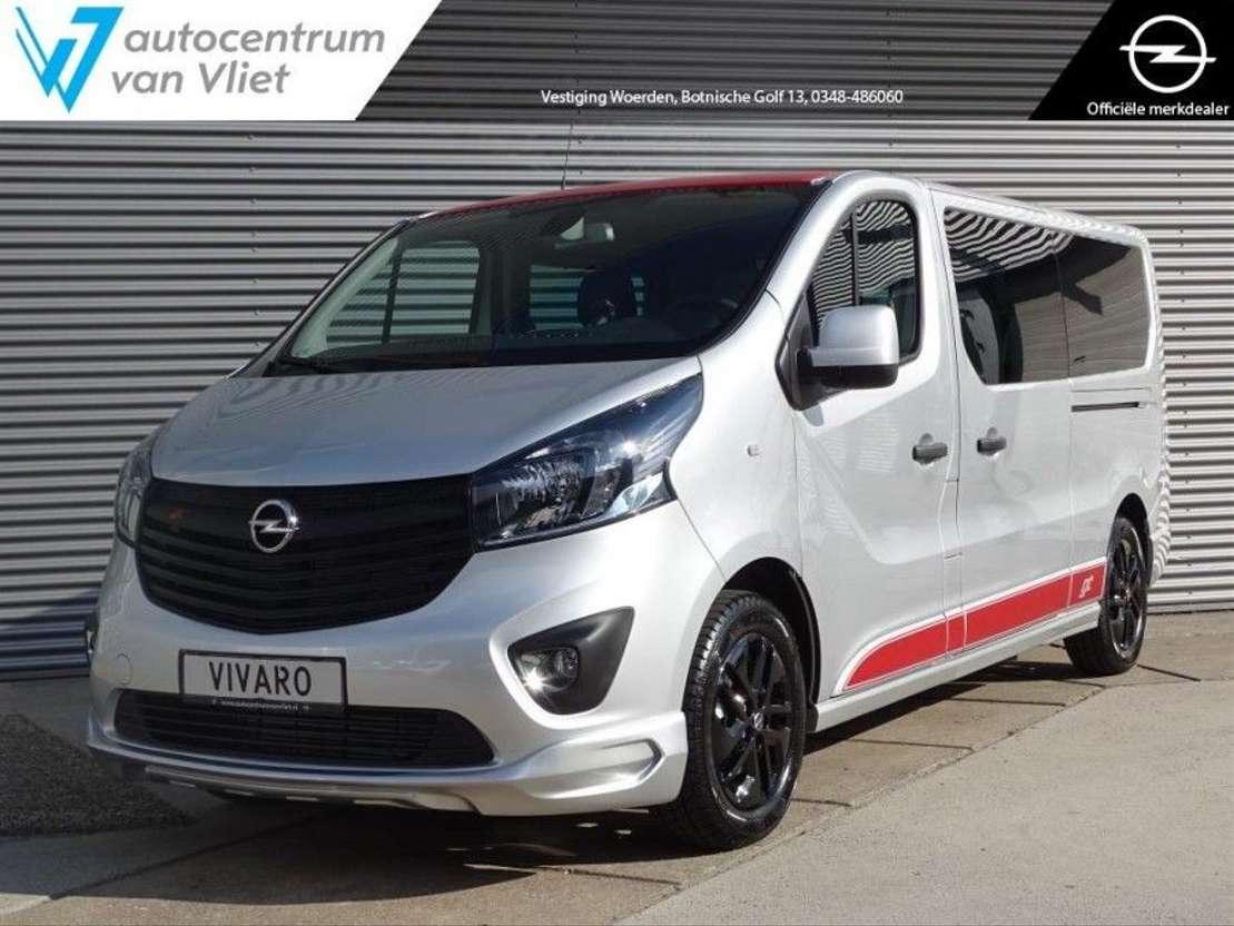 Opel Vivaro Irmscher Gt Dubbele Cabine L2h1 145 Pk Nieuw Full Options Gesloten Bestelwagen Trucksnl