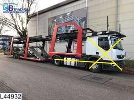 auto transporter aanhanger Lohr Middenas Eurolohr 2005