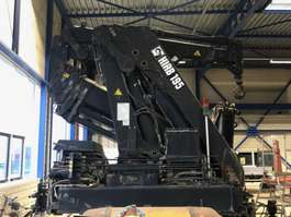kraanwagen Hiab 195-4 + Jib 30-2 2001