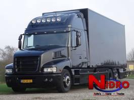 bakwagen vrachtwagen > 7.5 t Iveco STRATOR TORPEDO 420 PK EURO 5 SHOWTRUCK 2008