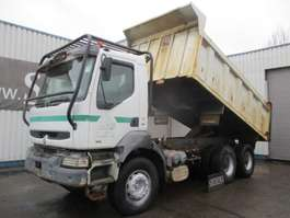 kipper vrachtwagen Renault Kerax 400 tipper , NO registration paperwork , Airco , ZF Manual , 6x4 2000