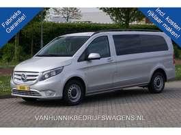 minivan - personenbus Mercedes Benz Vito 116 CDi XL 9 Persoons Navi Airco Cruise PDC Trekhaak Automaat!! NR... 2018