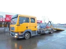takelwagen-bergingswagen-vrachtwagen MAN TGL 10-240 2007