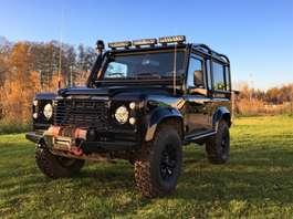terreinwagen - 4x4 auto Land Rover Prachtige Defender 90 TD5 NIEUWSTAAT!! 72000 km 2006