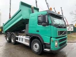 zware last trekker Volvo FM 420 - 6x4 - TREKKER / KIPPER - WISSELSYSTEEM - BLADVERING / STEEL SPR... 2010